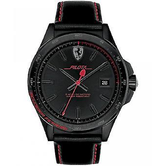 Scuderia Ferrari Men's Watch Pilota 0830497