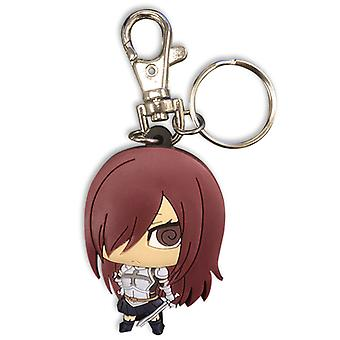 Key Chain - Fairy Tail - Chibi Erza New Licensed ge48180