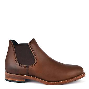 Red Wing Women's Carol Amber Harness Chelsea Boot
