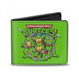 Teenage Mutant Ninja Turtles plånbok