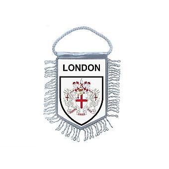 Flagge Mini Flagge Land Auto Dekoration Souvenir Blason London London