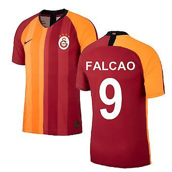 2019-2020 Galatasaray hjemme skjorte (Falcao 9)