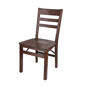 企鹅之家 - 实心硬木的经典餐椅