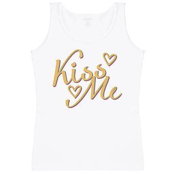 Kiss Me-Womens linne
