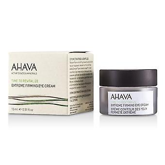 Ahava Time To Revitalize Extreme Firming Eye Cream - 15ml/0.51oz