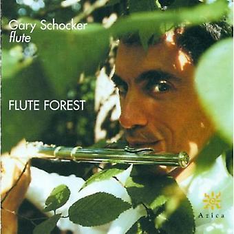 Gary Schocker - Flute Forest [CD] USA import