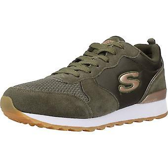Skechers Sport / 85goldn fille Color Olv Sneakers