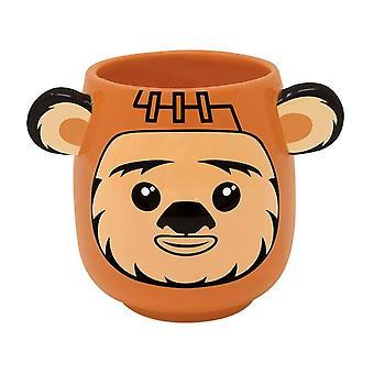 Star Wars Ewok 3D Sculpted Mug Merchandise