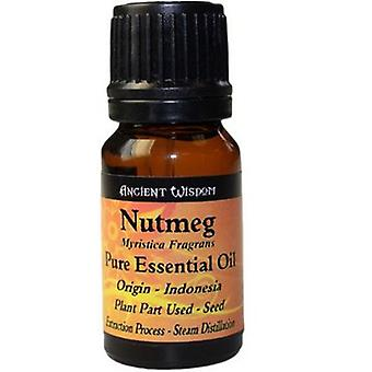Nutmeg Essential Oil 10 ml or 0.34 fl oz