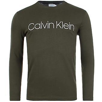 Calvin Klein Long Sleeve Logo T-shirt