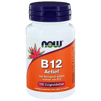 B12 Actief (100 zuigtabs) - JETZT Lebensmittel