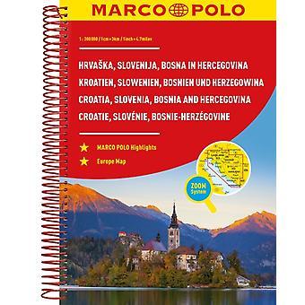 Croatia Slovenia Bosnia and Hercegovina Marco Polo Road At