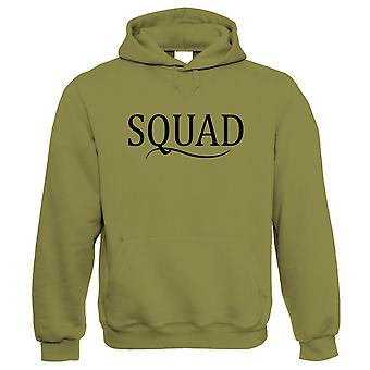 Squad Hoodie | Happy Birthday Celebration Party Getting Older | Age Related Year Birthday Novelty Gift Present | Birthday Drinking Gift Him Her