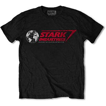 Iron Man Tony Stark Industries Avengers T-Shirt officiel