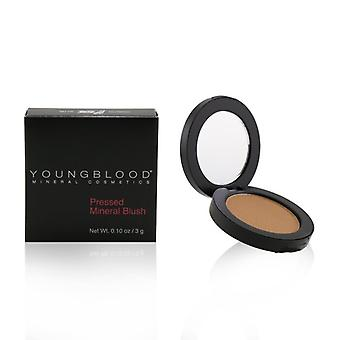 Youngblood Pressed Mineral Blush - Gilt 3g/0.1oz