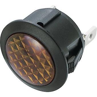 TRU KOMPONENTER 1588021 Standard indikatorlampe med pære Gul 1 stk(er)