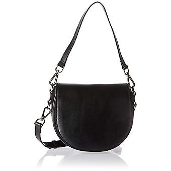 Steffen Schraut Hudson Saddle Bag I - Donna Schwarz Shoulder Bags (Black) 8x16x22cm (B x H T)