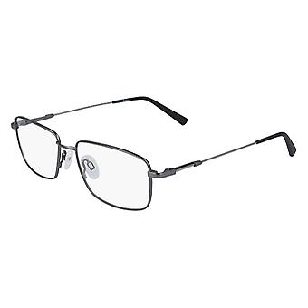 Flexon H6001 033 Gunmetal Glasses