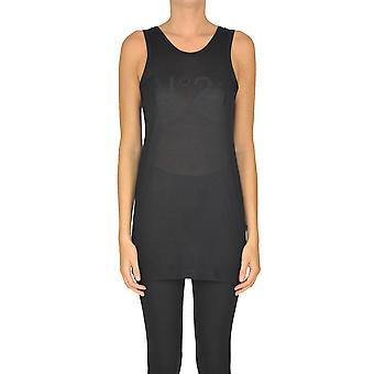 N°21 Ezgl068152 Women's Black Modal Top