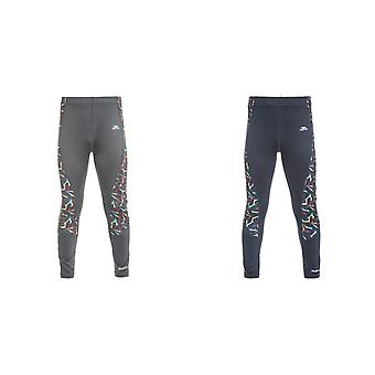 Trespass Childrens Girls Graceful Active Leggings