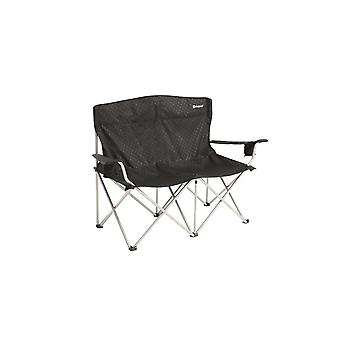 Outwell Catamarca Leisure Folding Camping Sofa Chair Black