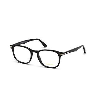 Tom Ford TF5505 001 Glänzende schwarze Brille