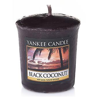 Yankee Candle Votive Sampler Black Coconut