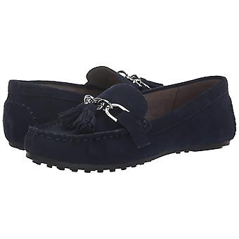 Aerosole Womens Soft Drive Leder Almond Toe Loafers
