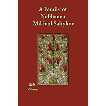 A Family of Noblemen by Saltykov & Mikhail