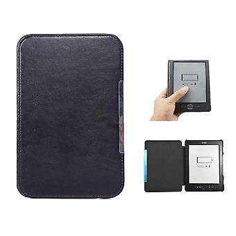 Kindle 4 / Kindle 5 case - PU leather - black