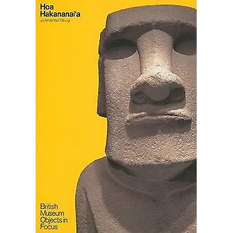 Hoa Hakananai'a by Jo Anne Van Tilberg - 9780714150246 Book