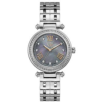 Gc Guess Collection Y46001l5mf Prime Chic Ladies Watch 36 Mm