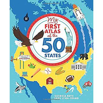 My First Atlas of the 50 States by Georgia Beth - 9780711242890 Book