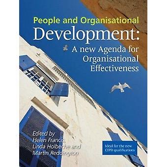 People and Organisational Development - A New Agenda for Organisationa
