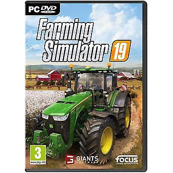 Farming Simulator 19 PC CD gioco