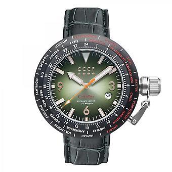 CCCP CP-7053-04 Watch - Men's RUSSIA TIMEZONE Watch