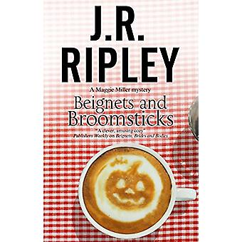Beignets and Broomsticks by J.R. Ripley - 9781847518774 Book