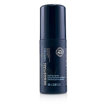 Twisted curl reviver styling spray 100ml/3.38oz