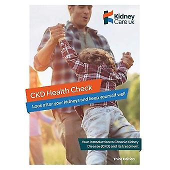 CKD Health Check by Janet Wild - 9781859596494 Book
