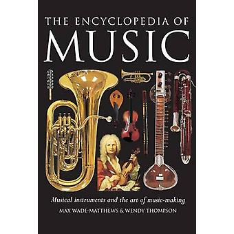 The Encyclopedia of Music - Musical Instruments and the Art of Music-m