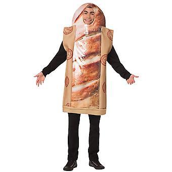 Glutenfritt baguette vuxen kostym