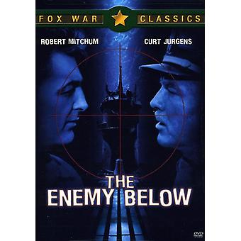 【 DVD 】 米国の下の敵をインポートします。