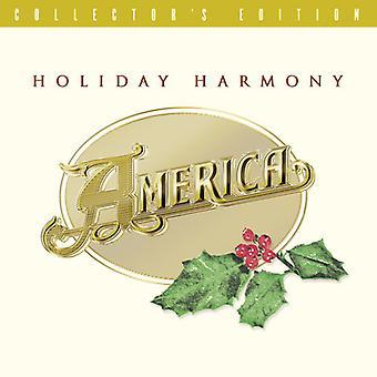 America - Holiday Harmony [CD] USA import
