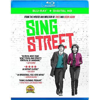 Sing Street [Blu-ray] USA import