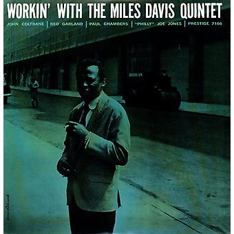 Miles Davis - Workin' [Vinyl] USA import