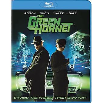 The Green Hornet [Blu-ray] [BLU-RAY] USA import