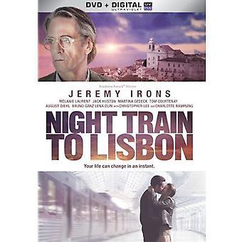 Trem noturno para a importação de Estados Unidos de Lisboa [DVD]
