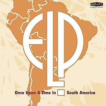 Emerson Lake & Palmer - Once Upon a Time in South America [Vinyl] USA import