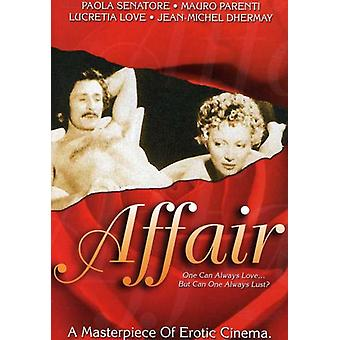 Affair [DVD] USA import
