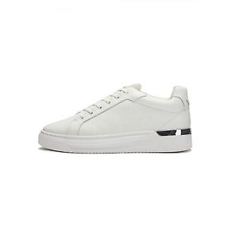 Hamer GRFTR Witte Mono Sneaker